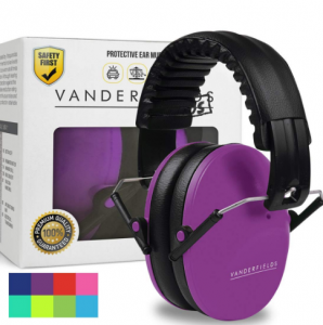 Vanderfields Earmuffs Noise-canceling headphones