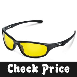 Duduma Polarized Sport Mens Sunglasses