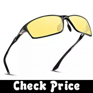 Soxick Polarized Night Driving Glasses