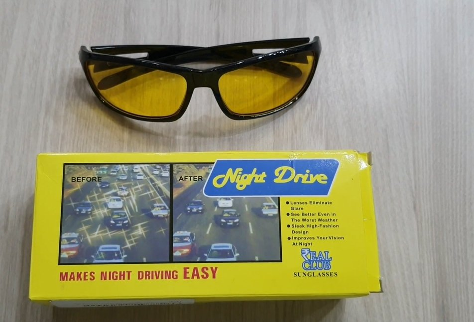 anti glare glasses for night driving review