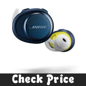 Bose SoundSport Free, True Wireless Sport Headphones