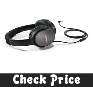 Bose QuietComfort 25 Acoustic Headphone