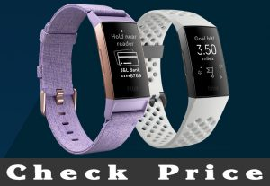 Fitbit Charge 3 Fitness Activity Smart Watch