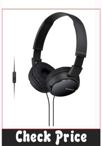 Sony MDRZX110AP ZX Series Headset