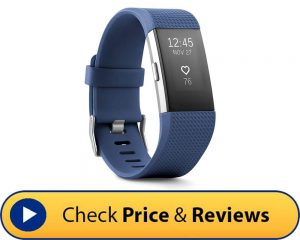 Fitbit Charge 2 - Heart Rate + Fitness Tracker