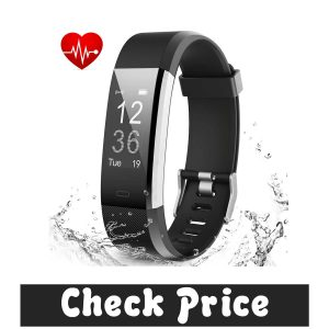 Muzili Smart Fitness Band IPX7 Waterproof Fitness Tracker (1)