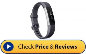 Fitbit Alta HR – Heart Rate Monitoring