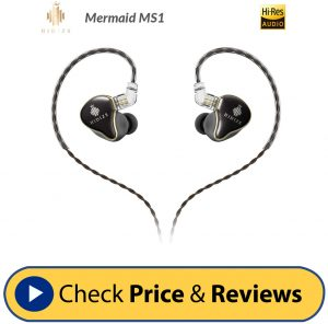 HIDIZS MS1 In-Ear Monitor Headphones