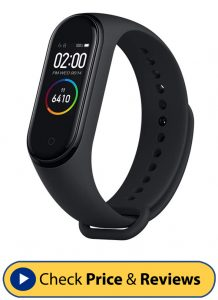 MI Xiaomi Band 4 Smart Fitness Tracker