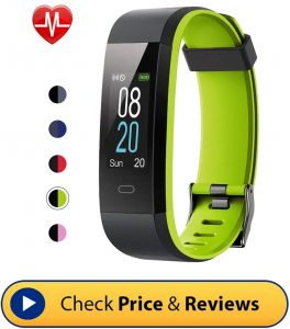 WillFull Fitness Tracker