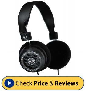 GRADO SR8-e Prestige Series Wired Open-Back Stereo Headphones