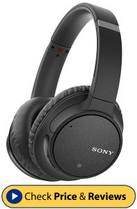 Sony WH-CH700N Over the Ear Headphones-min