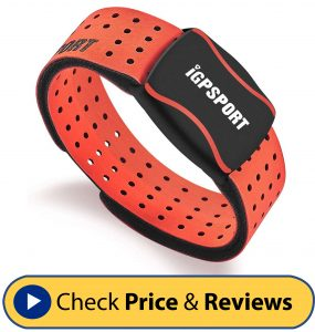iGPSPORT HR60 Heart Rate Monitor