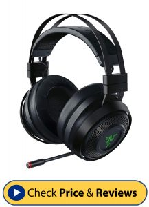 Razer Nari Ultimate Wireless 7.1 Surround Sound Gaming Headset