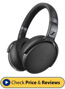 Sennheiser HD 4.40 Around Ear