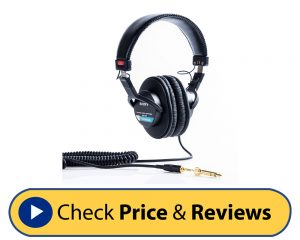 Sony MDR Professional Foldable Headphones