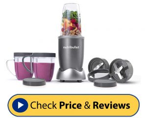Magic Bullet Nutri Bullet High Speed Personal Blender