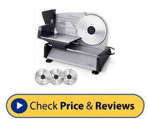 Albohes Electric Meat Slicer
