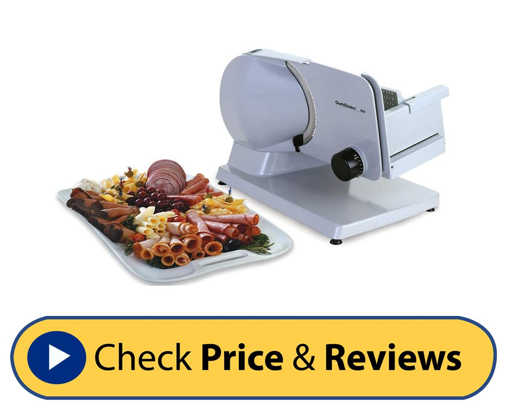 Chef's Choice Electric Food Slicer