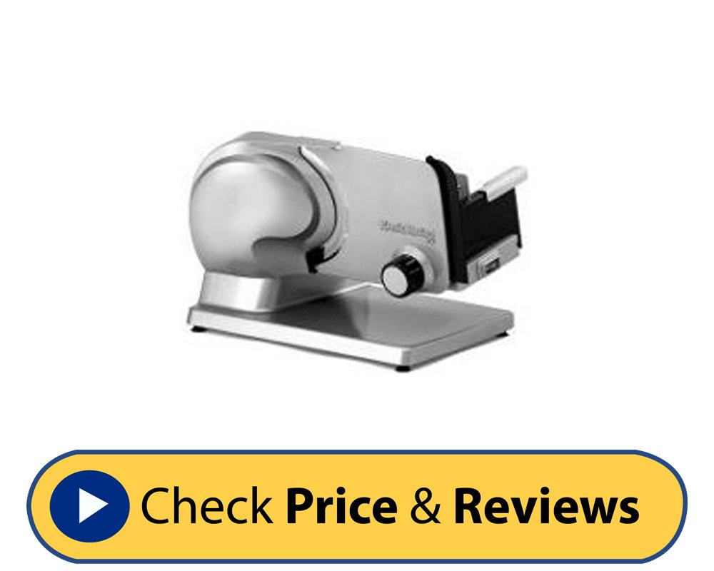 Chefs Choice Electric Meat Slicer 615A For Shabu Shabu