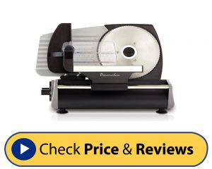 Continental Electric Pro Meat Slicer