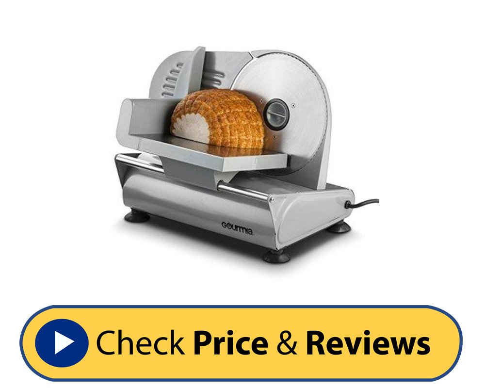 Gourmia Professional Meat Slicer