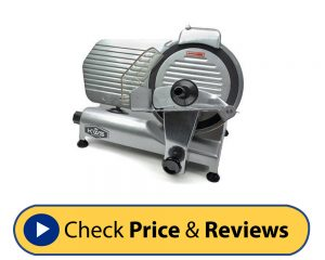 KWS MS10NT Premium Commercial Meat Slicer