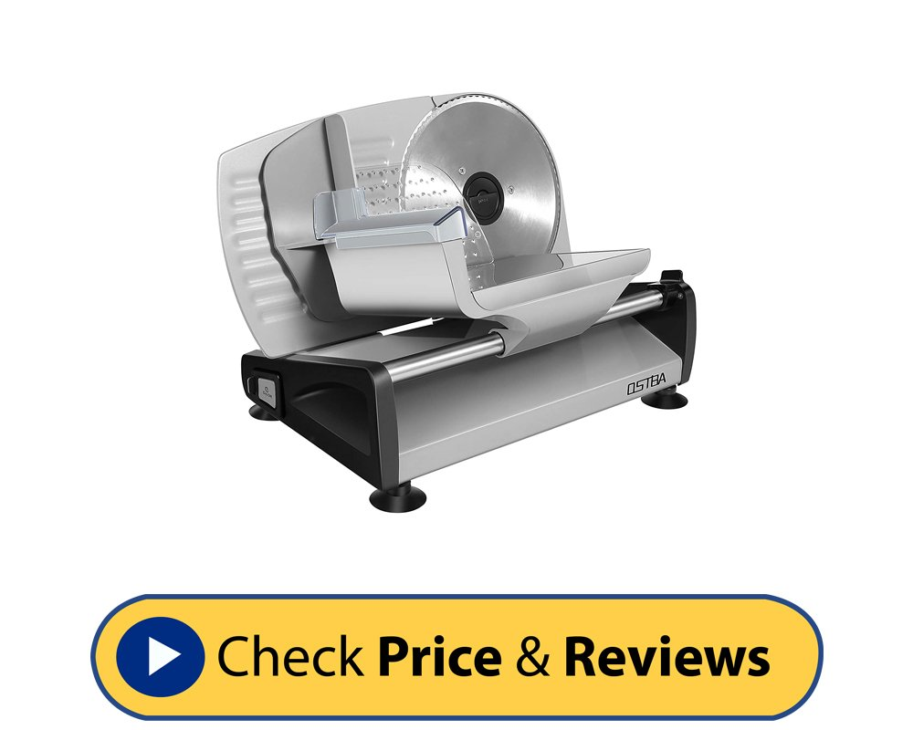 Ostba Electric Meat Slicer