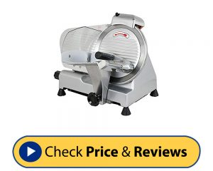 Zeny Semi-Auto Meat Slicer