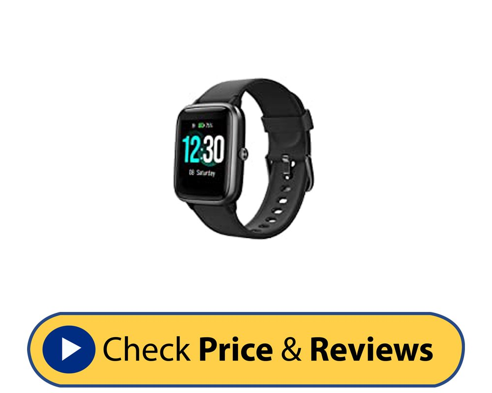 Fitpolo Fitness Tracker With Heart Rate Monitor