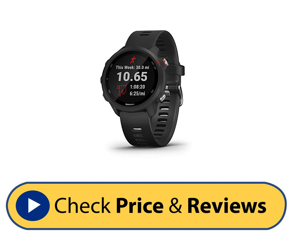 Garmin Forerunner 245 Music GPS Running Smartwatch