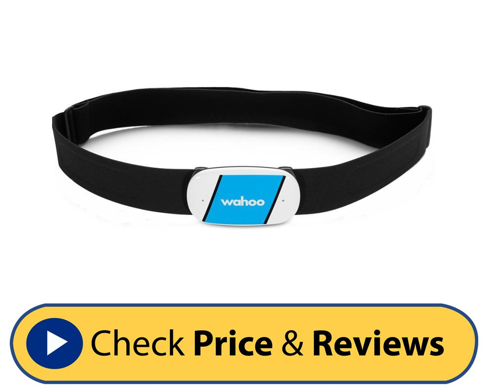 Wahoo Fitness Tracker Heart Rate Monitor