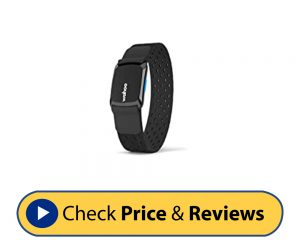 Wahoo Ticker Fit Heart rate Monitor Armband