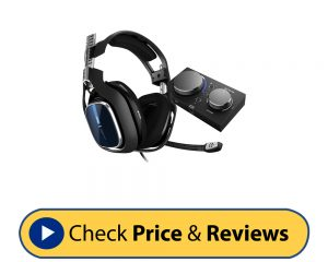 ASTRO Gaming A40 TR Wired Headphone