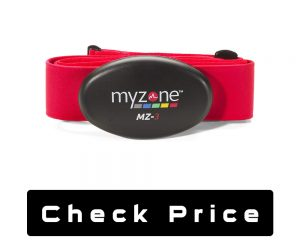 Myzone Mz-3 Physical Activity Running Belt