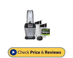 Ninja Nutria Stainless Steel RV Blender