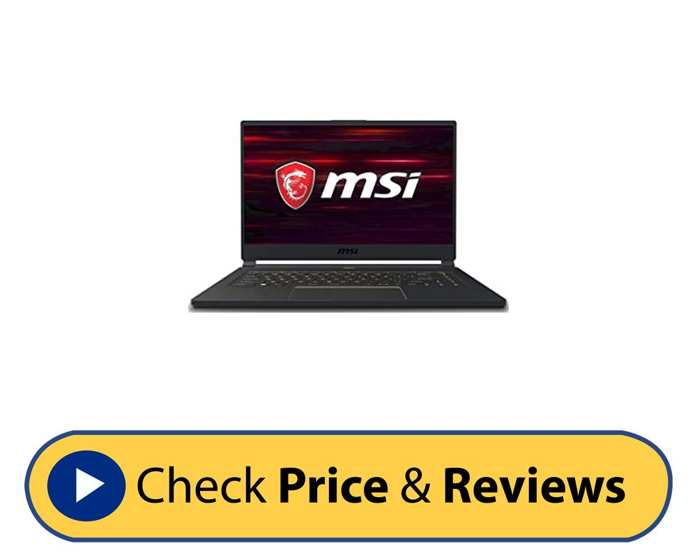 MSI G65 Stealth Thin Gaming Laptop