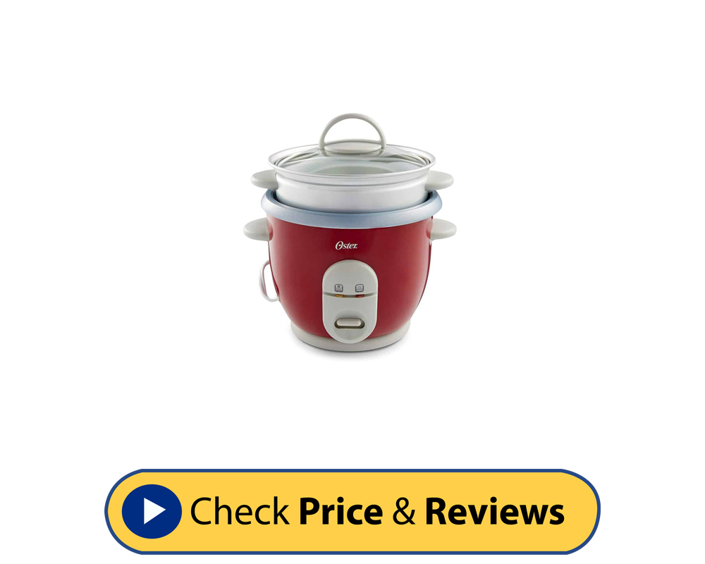Oster 6 Cup Rice Cooker With Steamer