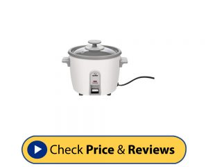 Zojirushi NHS-06 3 Cup Uncooked Rice Cooker