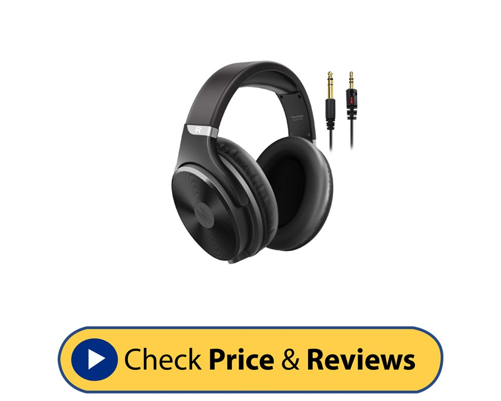 Oneodio Wired Over-Ear Headphones