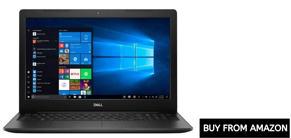 Dell Inspiron Laptop 15.6 Inches