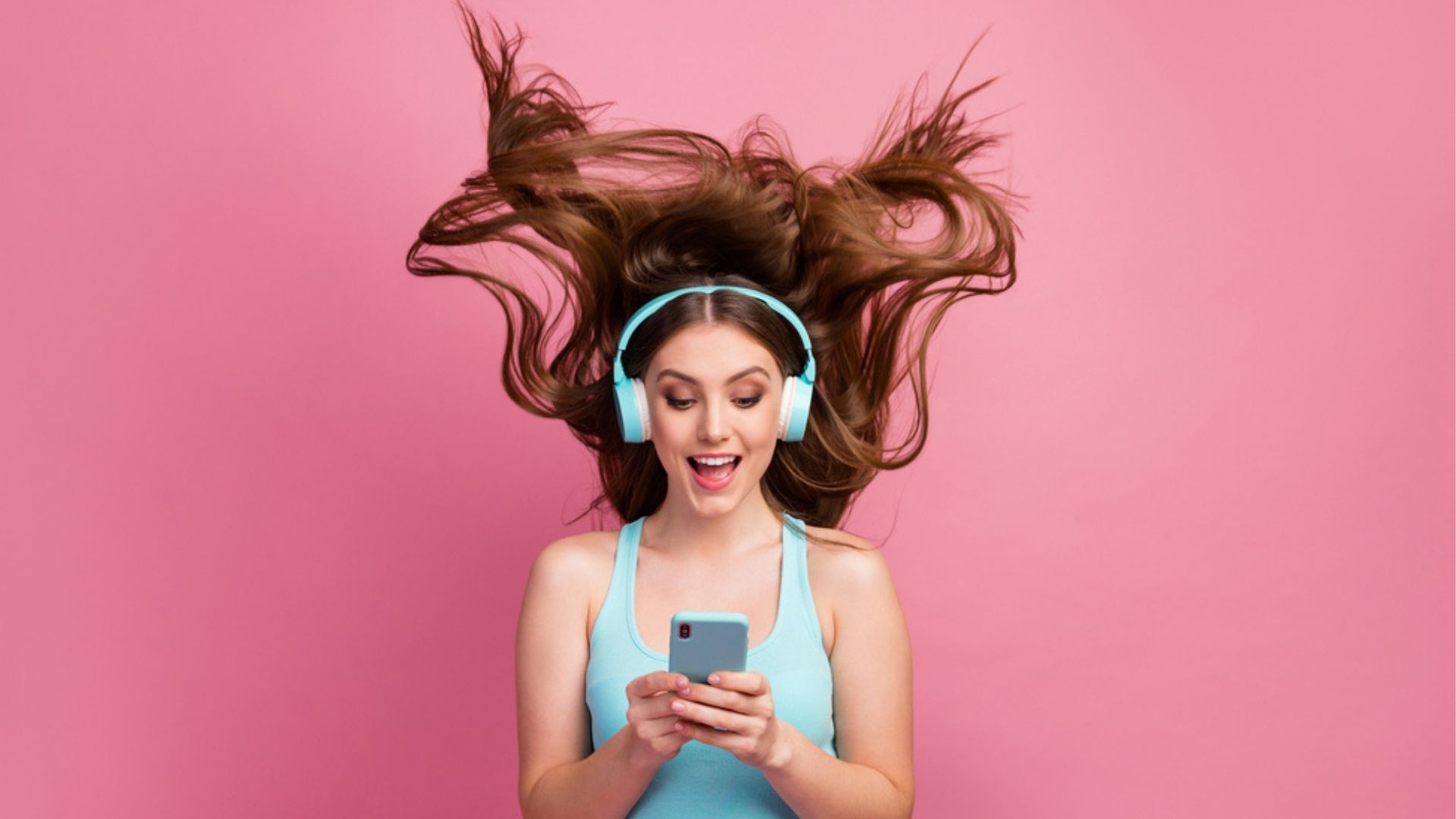 How To Wear Headphones With Long Hair